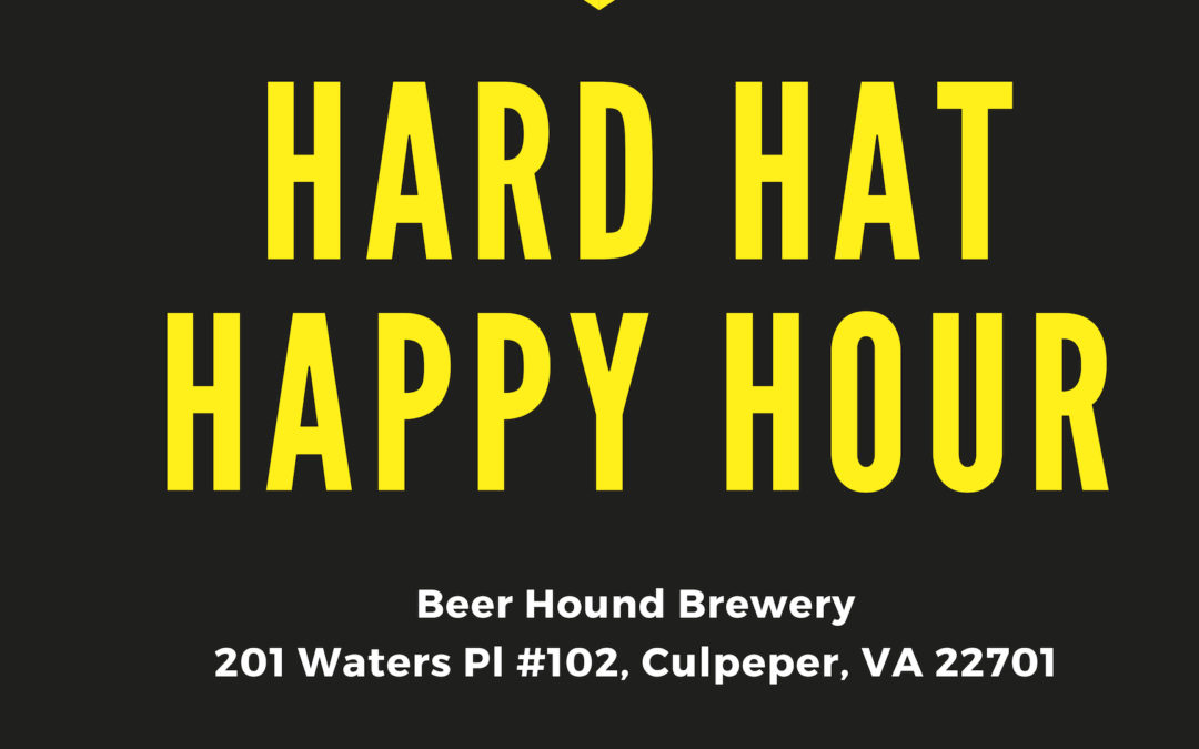 FREE Hard Hat Happy Hour – Network with Building Industry Professionals